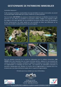 thumbnail of ADG DRONES – AGENCE IMMOBILIERE