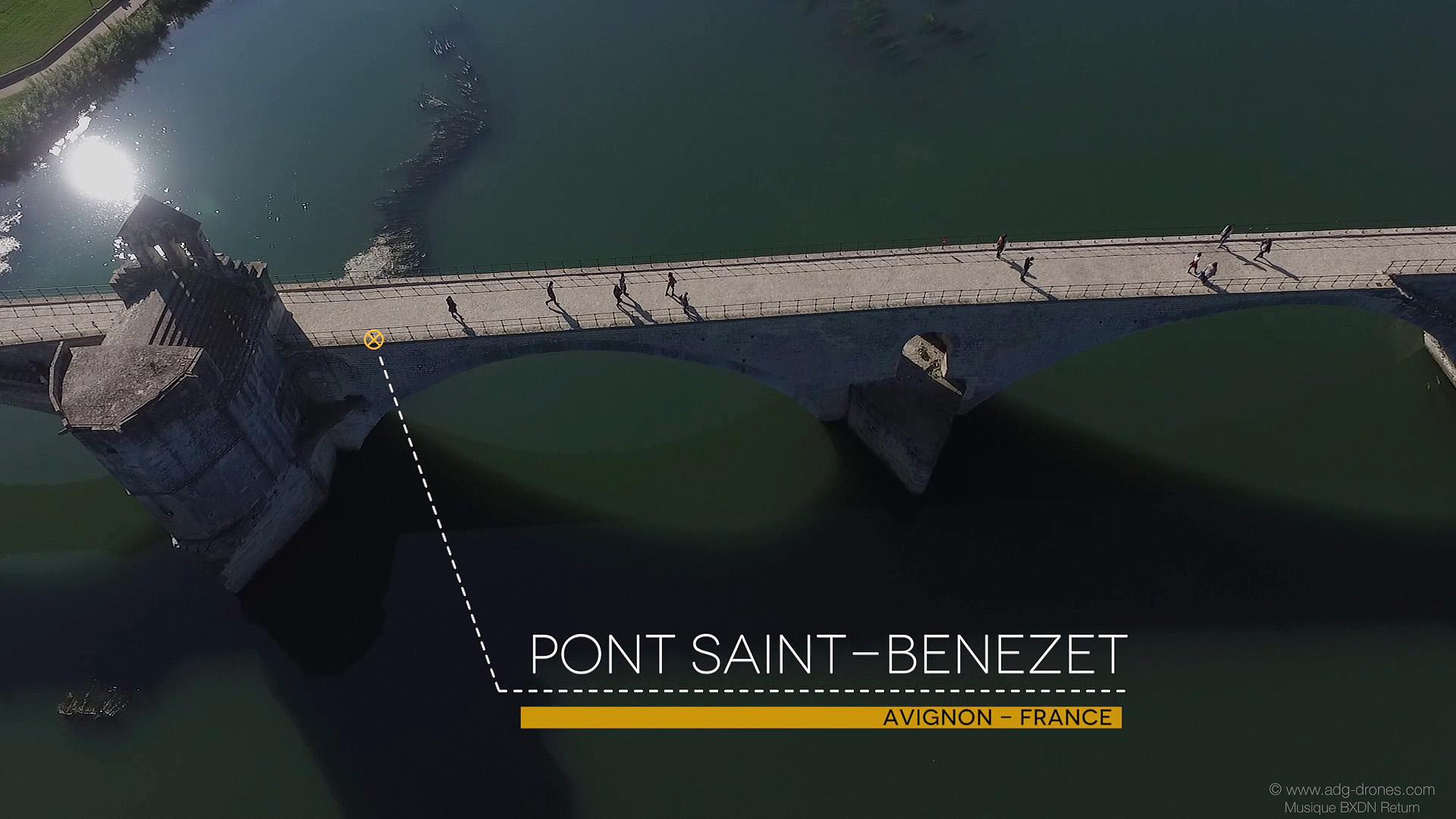 Permalien à:Balade autour du Pont Saint-Bénézet